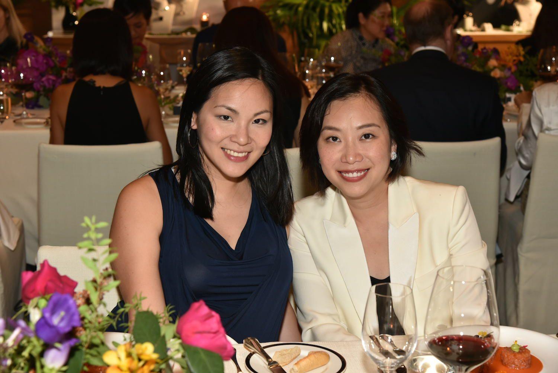 Jaclyn Tsang and Yenn Wong