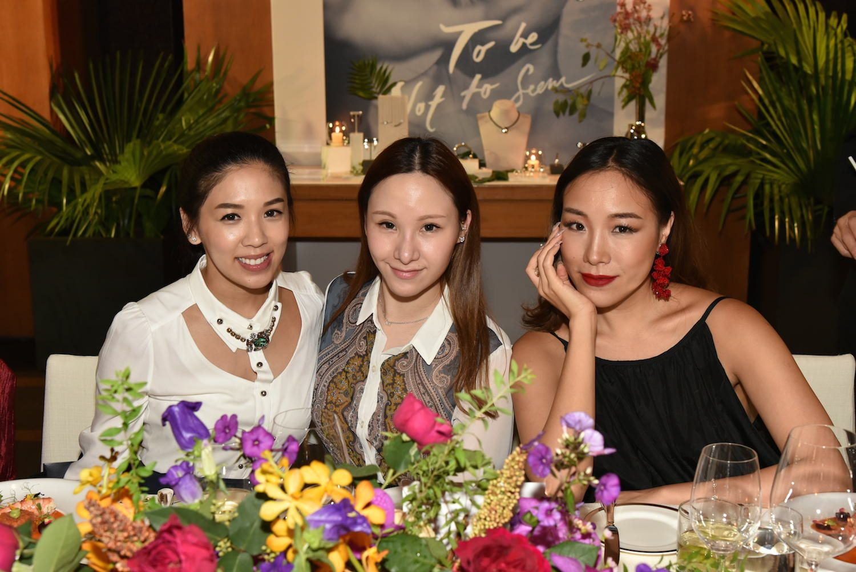 Carmen Yim, Stephnie Shek and Feiping Chang