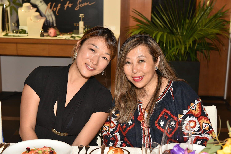 Alicia Ku and Lumen Kinoshita