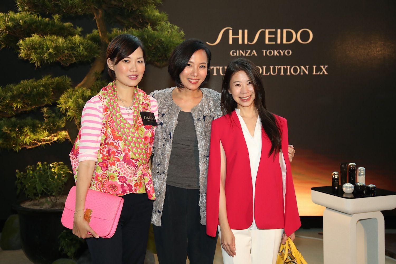 Tansy Lau-Tom, Jaime Ku and Maya Lin