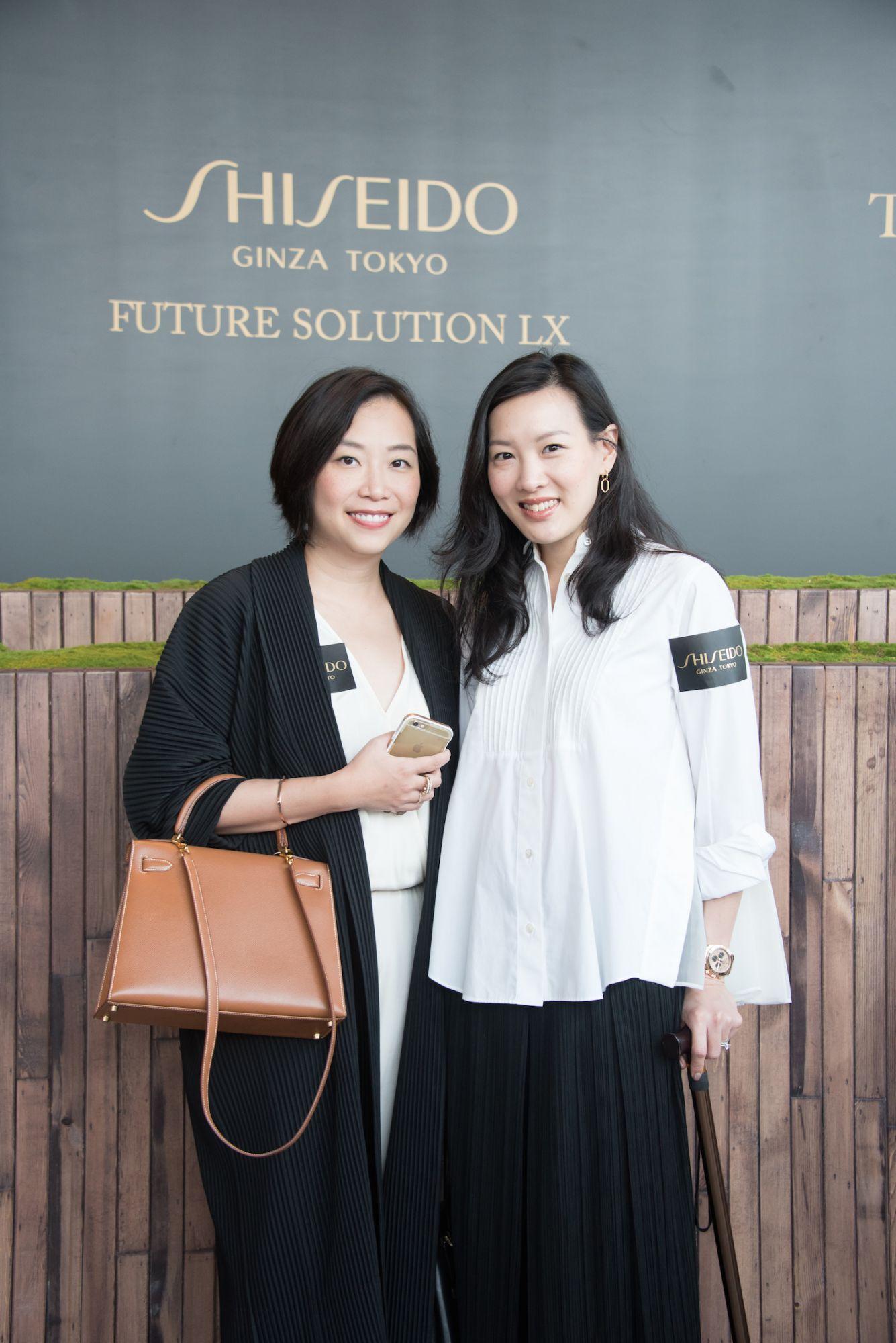 Yenn Wong and Joyce Tam