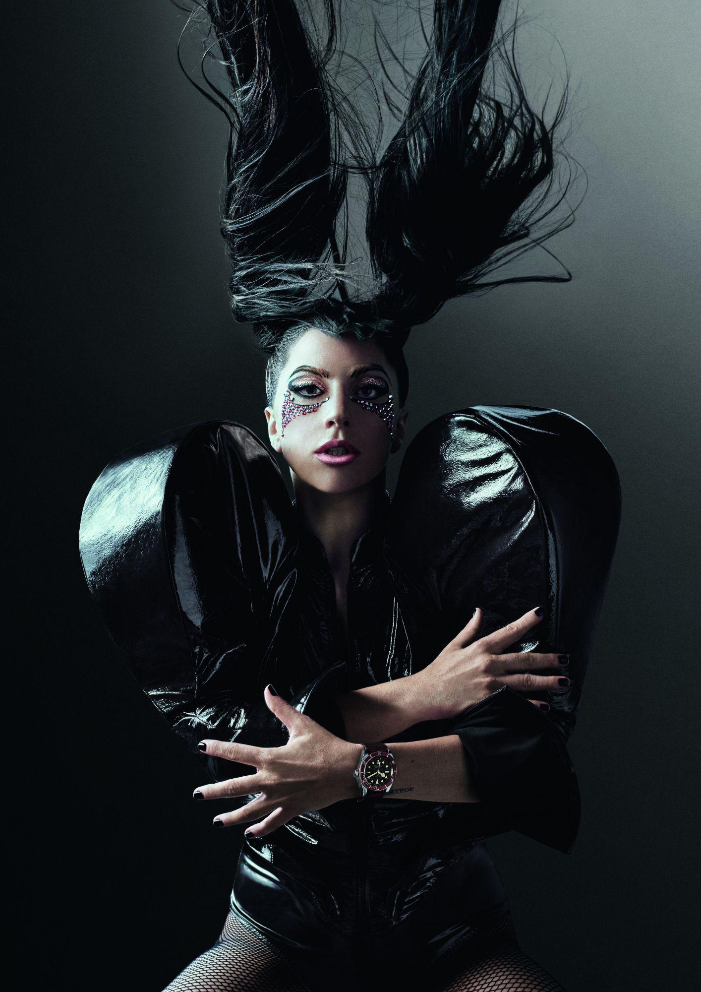 Lady Gaga Tudor Born To Dare