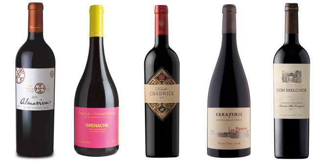 10 Chilean Wines On Our Radar