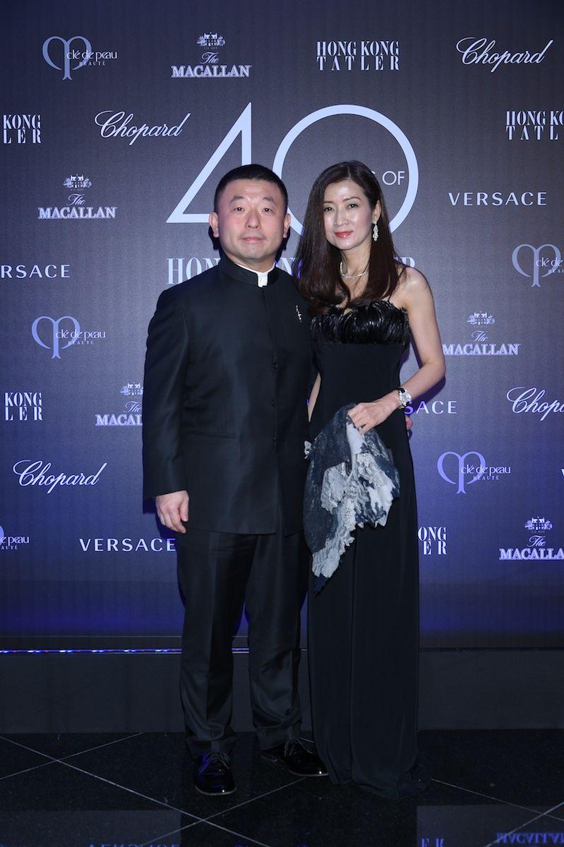 Albert Wong, Pauline Wong