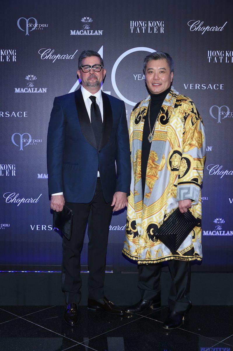 Francisco Anton-Serrano, Peter Cheung