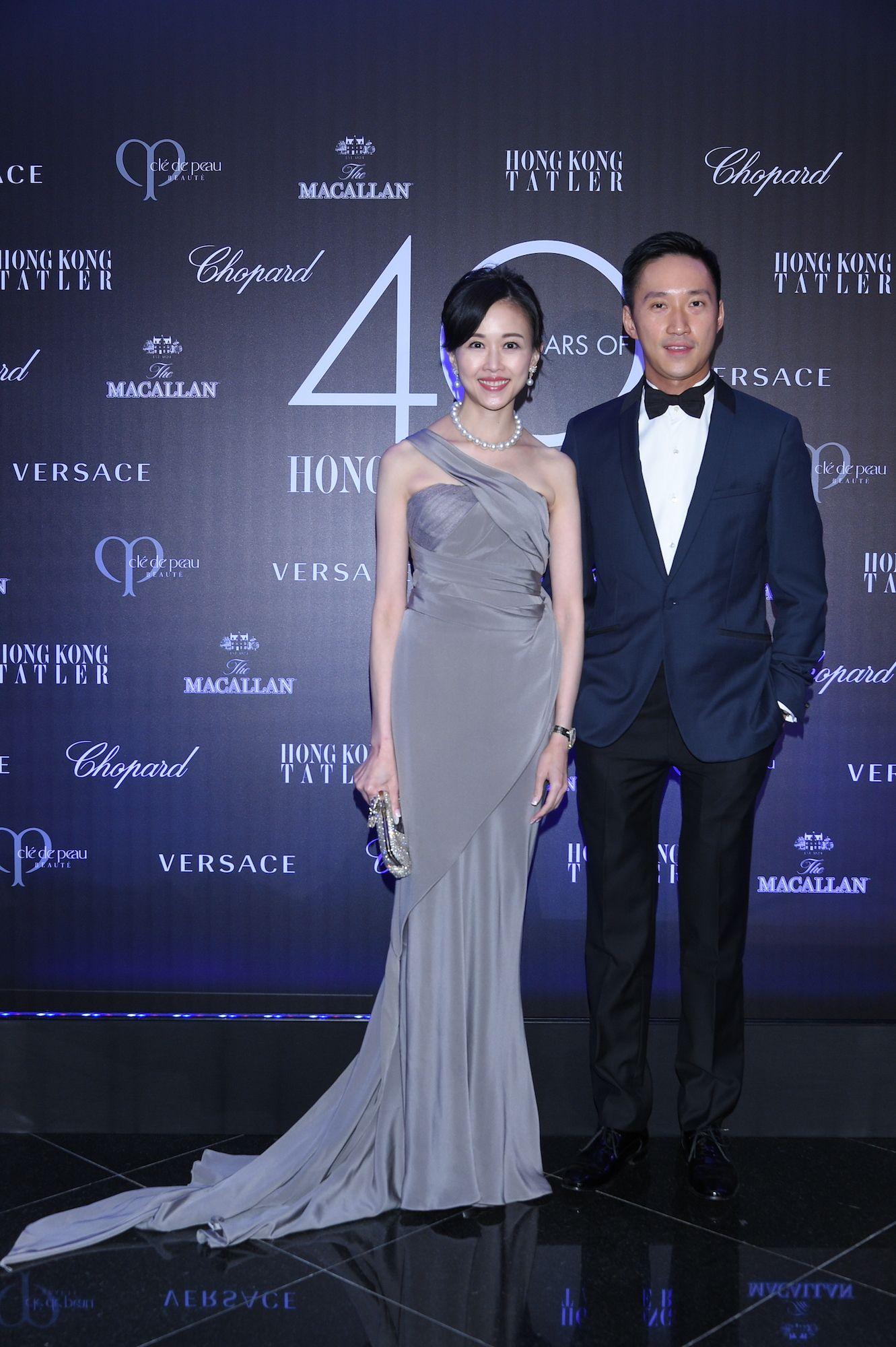 Jacqueline Chow, Evan Chow