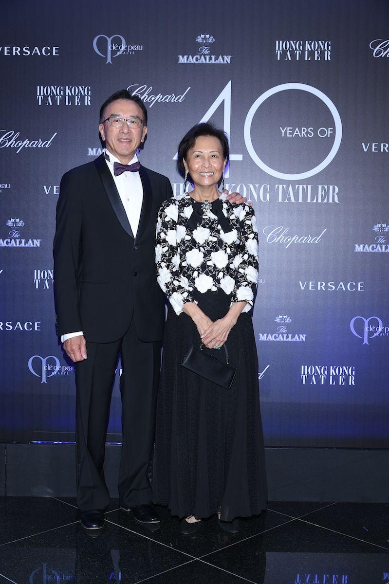 James Tien, Mary Tien