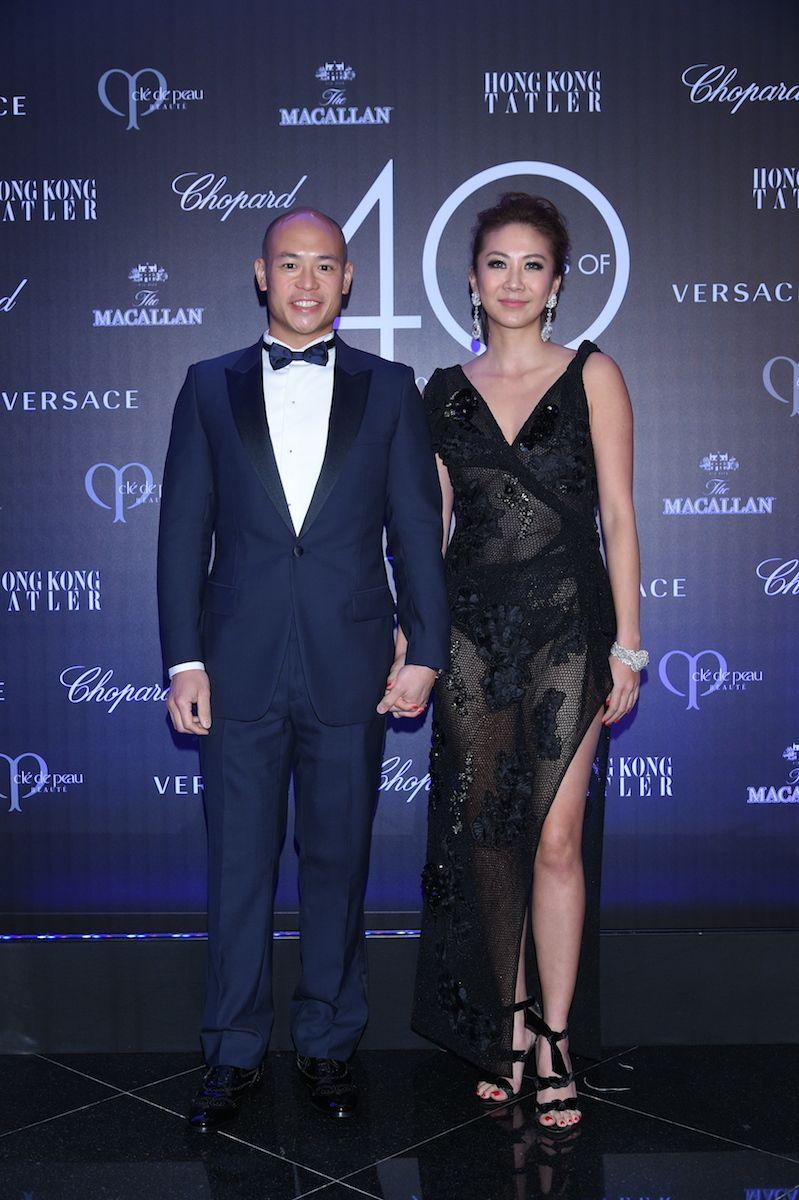 Justin Hui, Adrienne Hui
