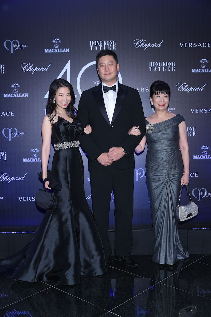 Maya Lin, Alex Pei, Jacqueline PC Leung