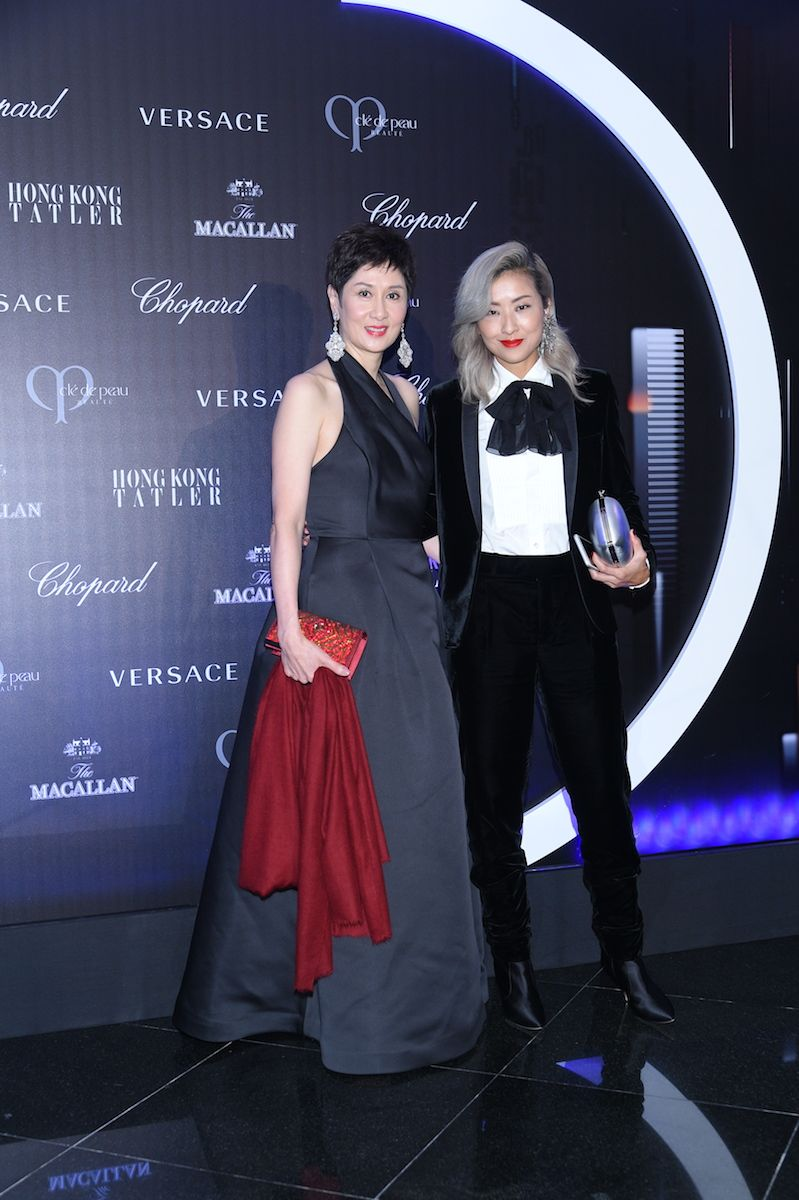 Michelle Ong, Hillary Tsui