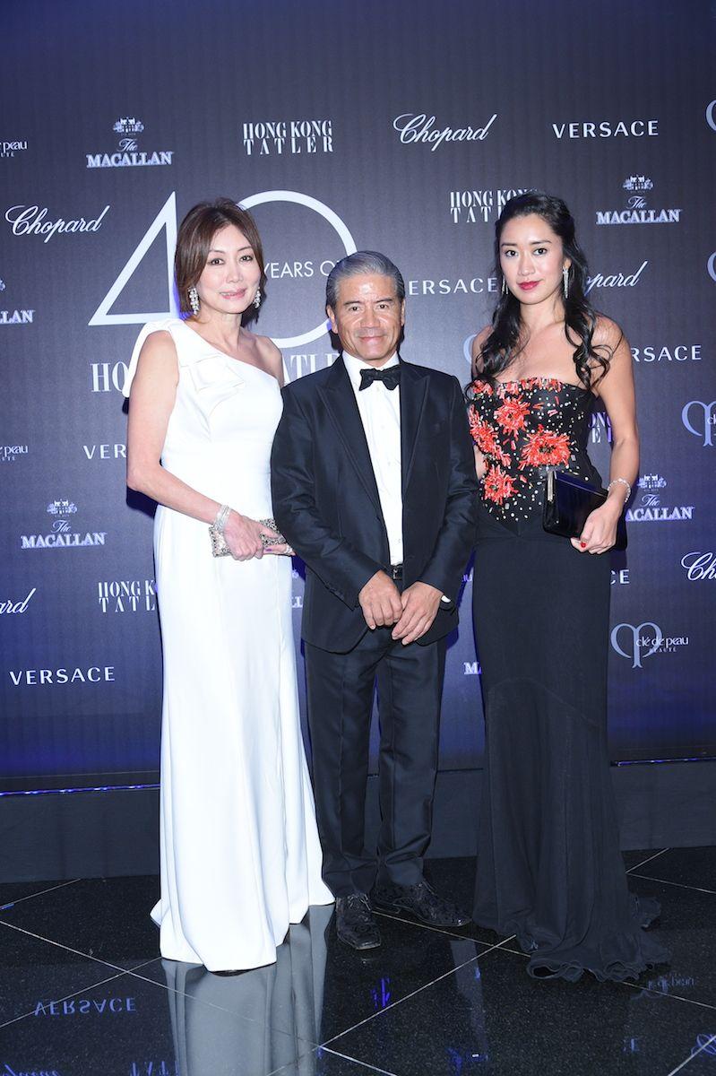 Paulene Cruz, Tony Cuz, Antonia Da Cruz