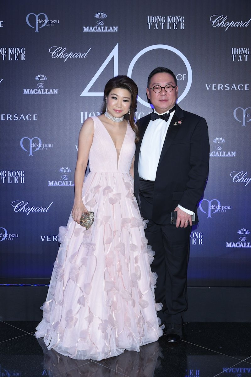Vanessa Kwan, Michael Kwan