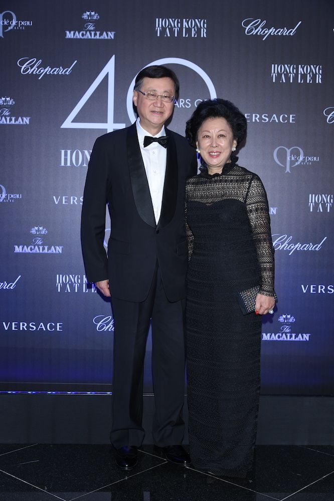 Christopher Chan, Virginia Chan