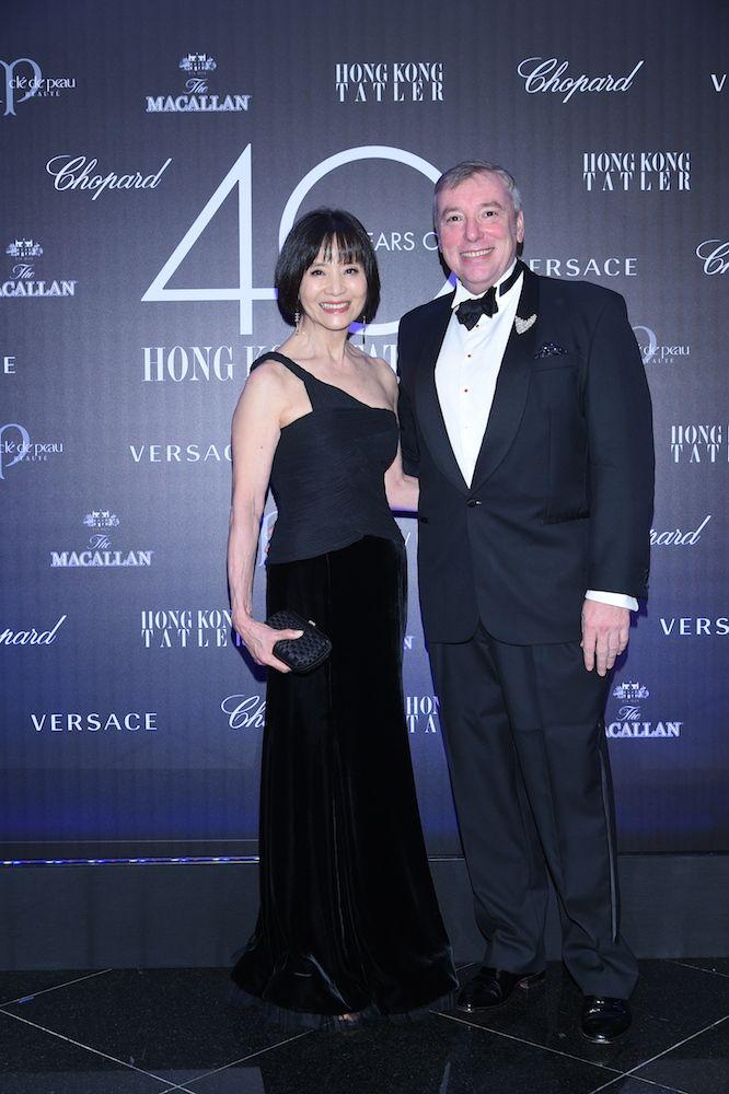 Monica Wong, Mark Peaker