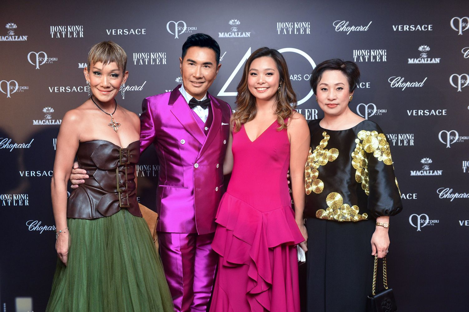 Inside The Cocktail Reception At The Hong Kong Tatler Ball 2017 ...