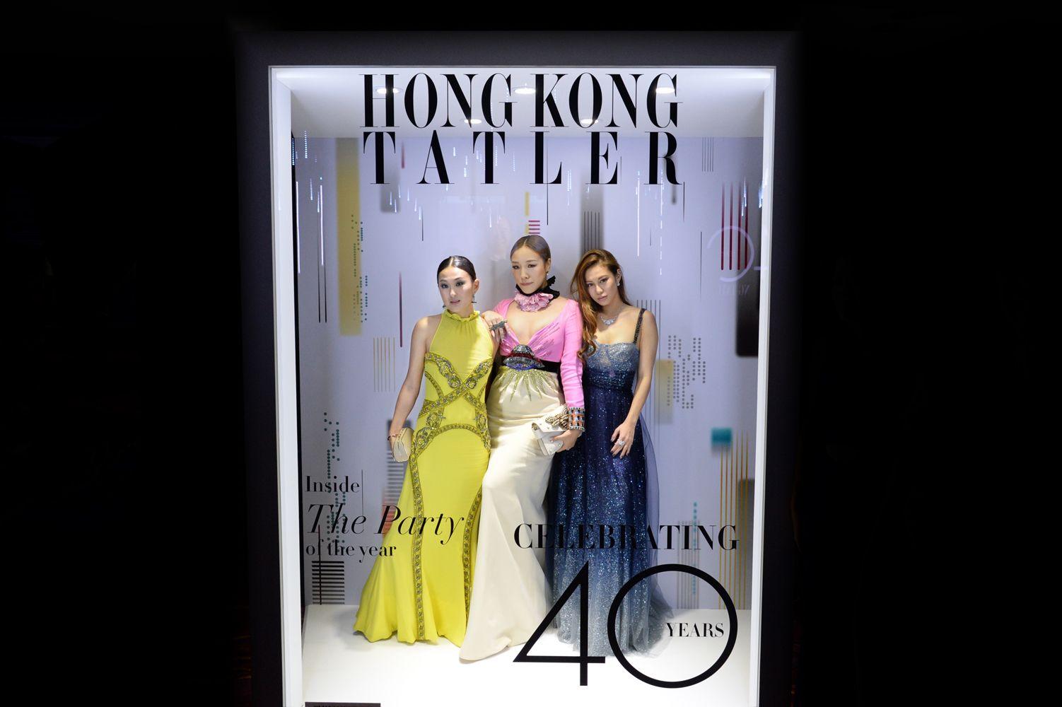 Antonia Li, Feiping Chang, Eleanor Lam