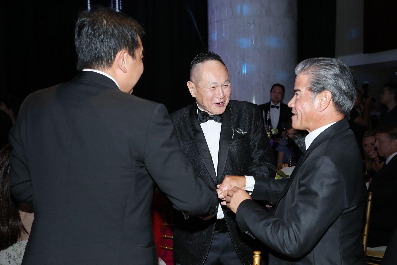 Cecil Chao, Tony Cruz