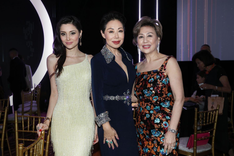 Deborah Hung, Bonnae Gokson, Lina Ross