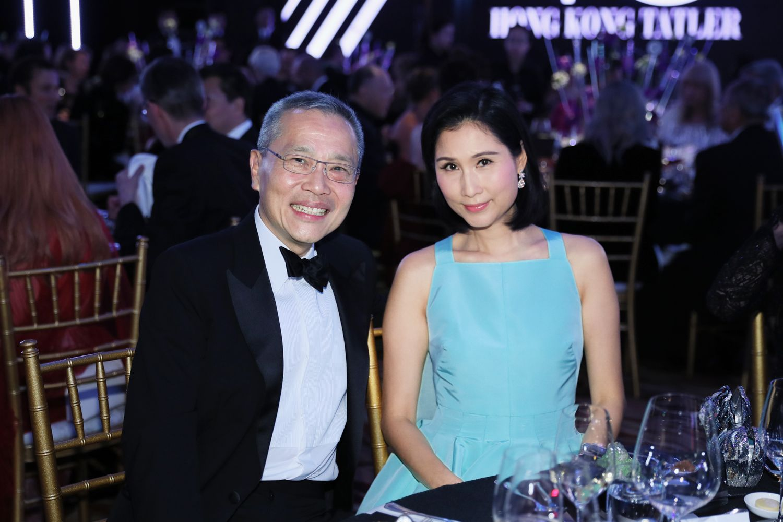Edward Cheng, Louisa Cheng