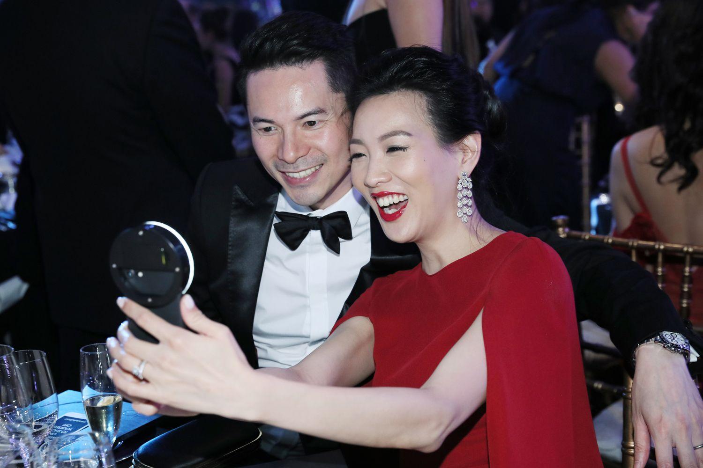 Gus Lee, Joyce Tam