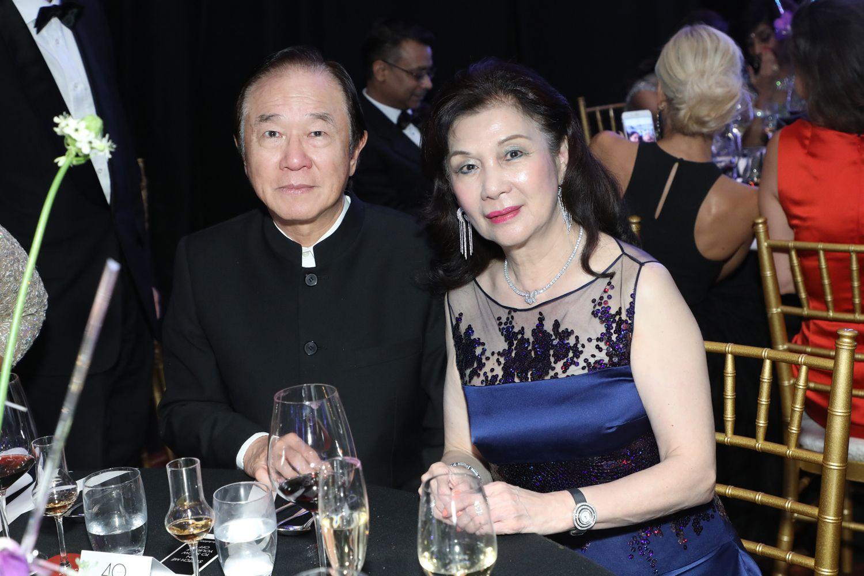 Jack Fong, Helen Fong
