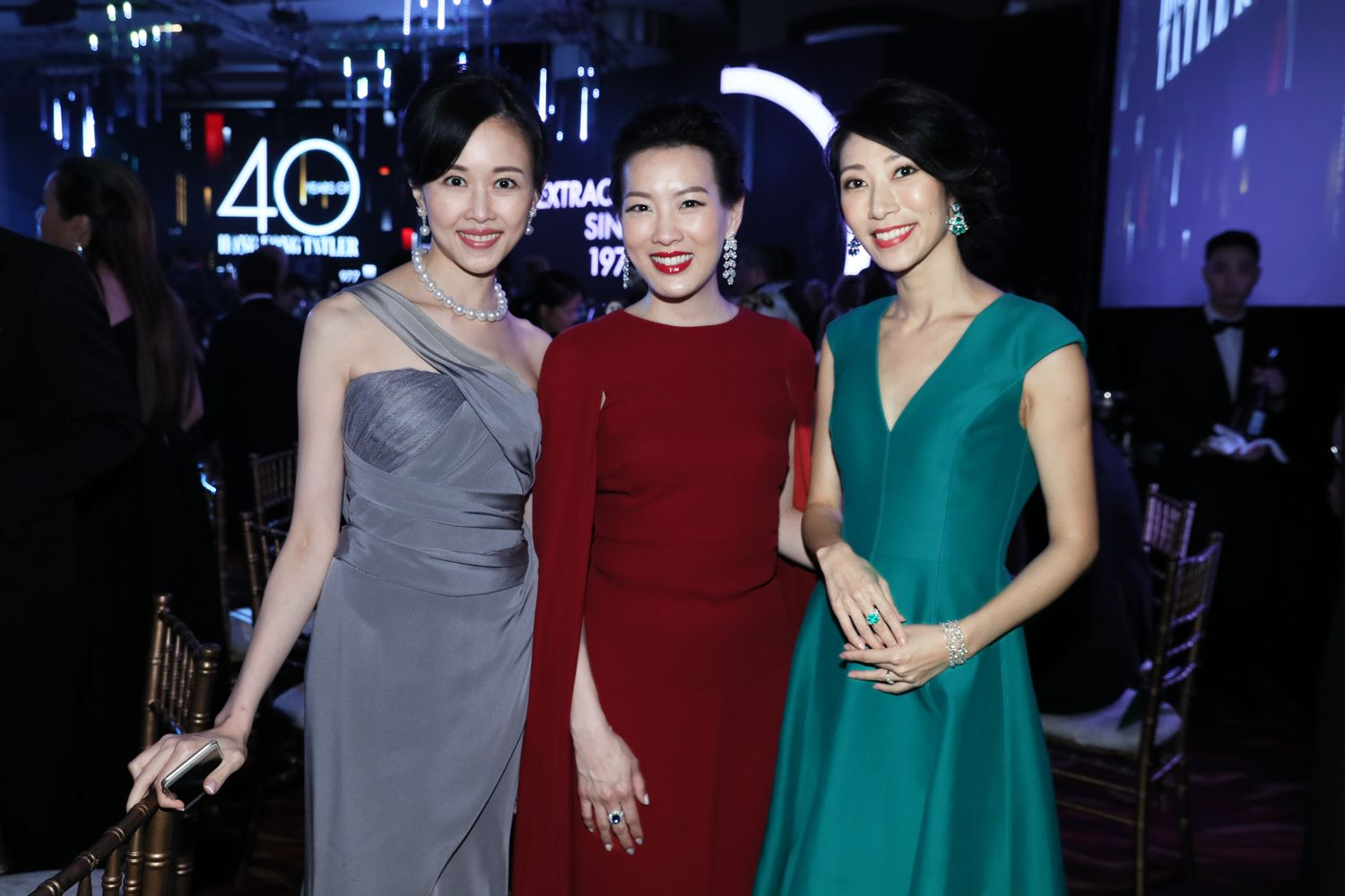 Jacqueline Chow, Joyce Tam, Candice Chan-Chao