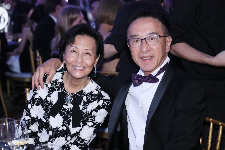 Mary Tien, James Tien
