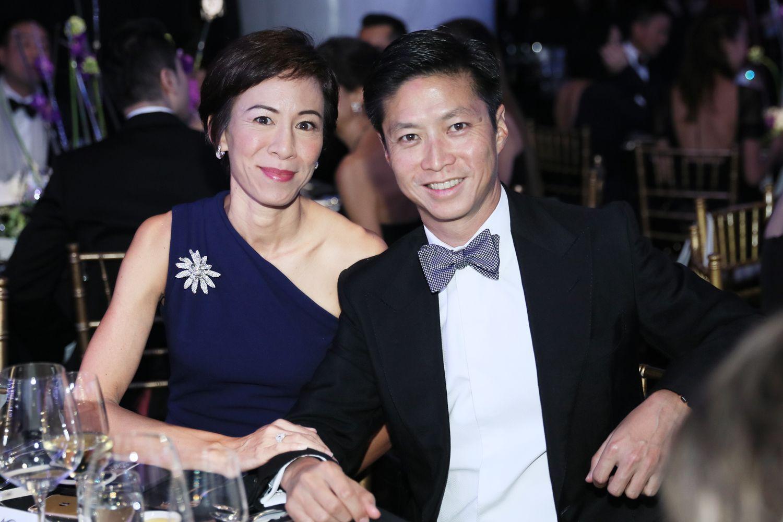 Patricia Tung-Gaw, Kenneth Gaw