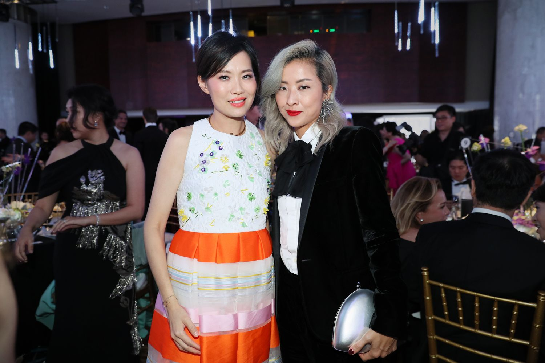Tansy Lau-Tom, Hilary Tsui