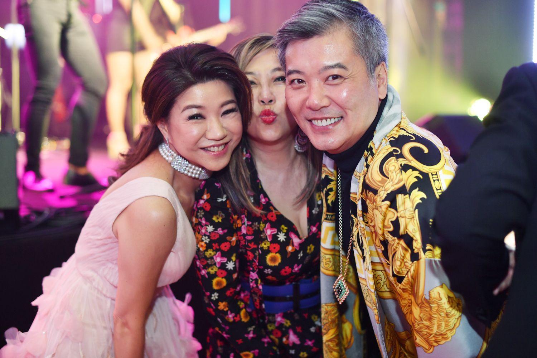 Vanessa Kwan, Lumen Kinoshita, Peter Cheung