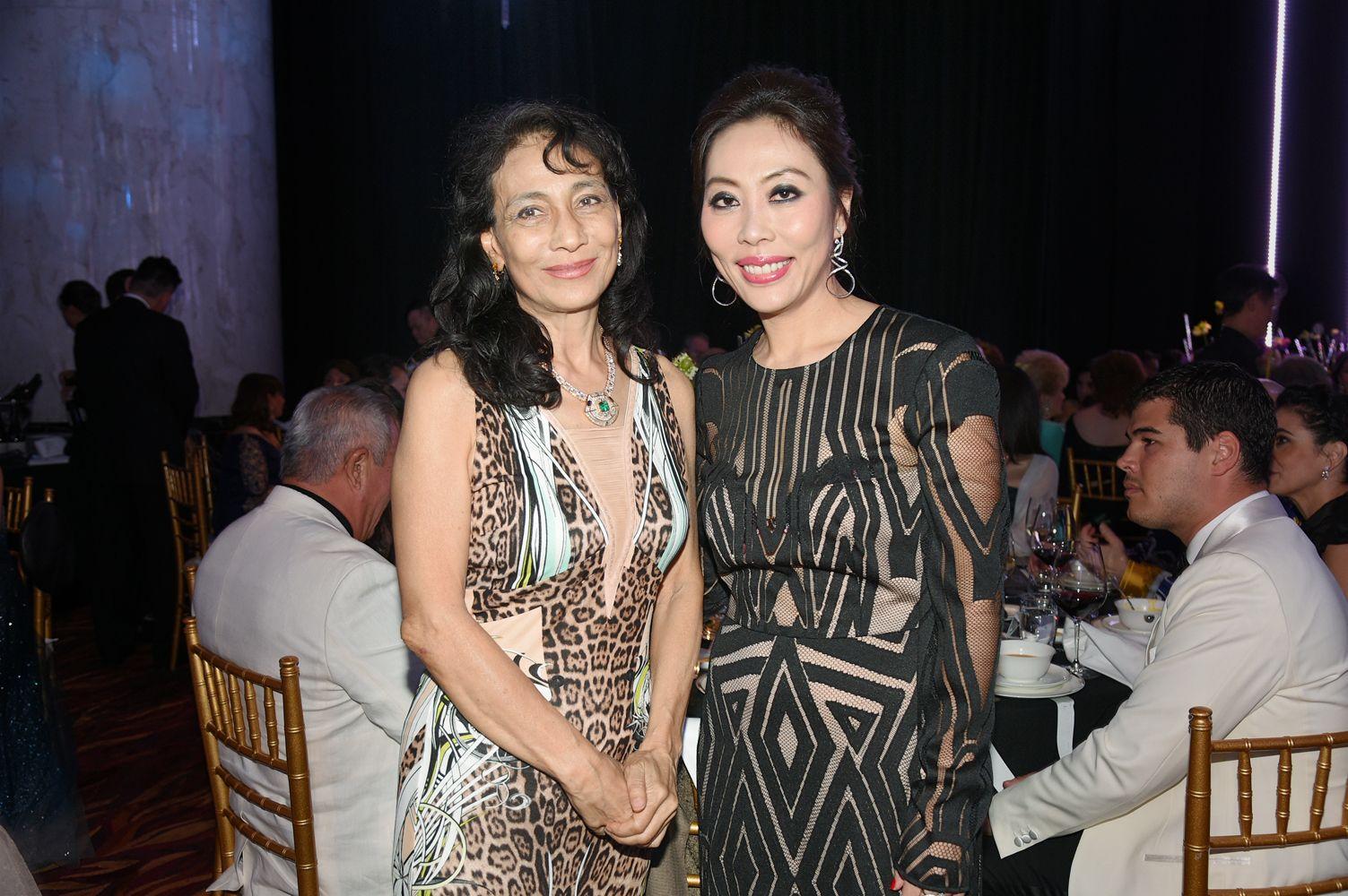 Angela Ho, Vicky Lam