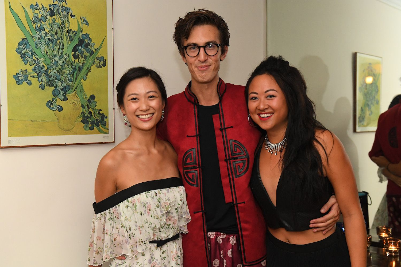 Jasmine Li, Nick Buckley Wood, Jasmine Chen