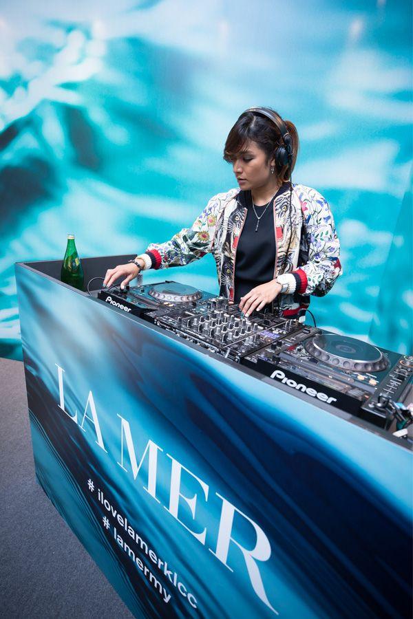 DJ Nadia Naquiyuddin