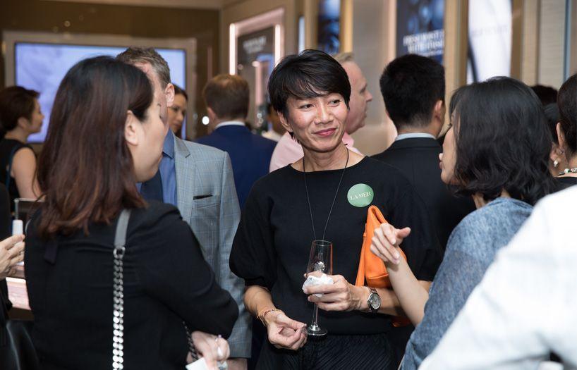Geraldine Ang, Group Senior Marketing Manager Suria KLCC