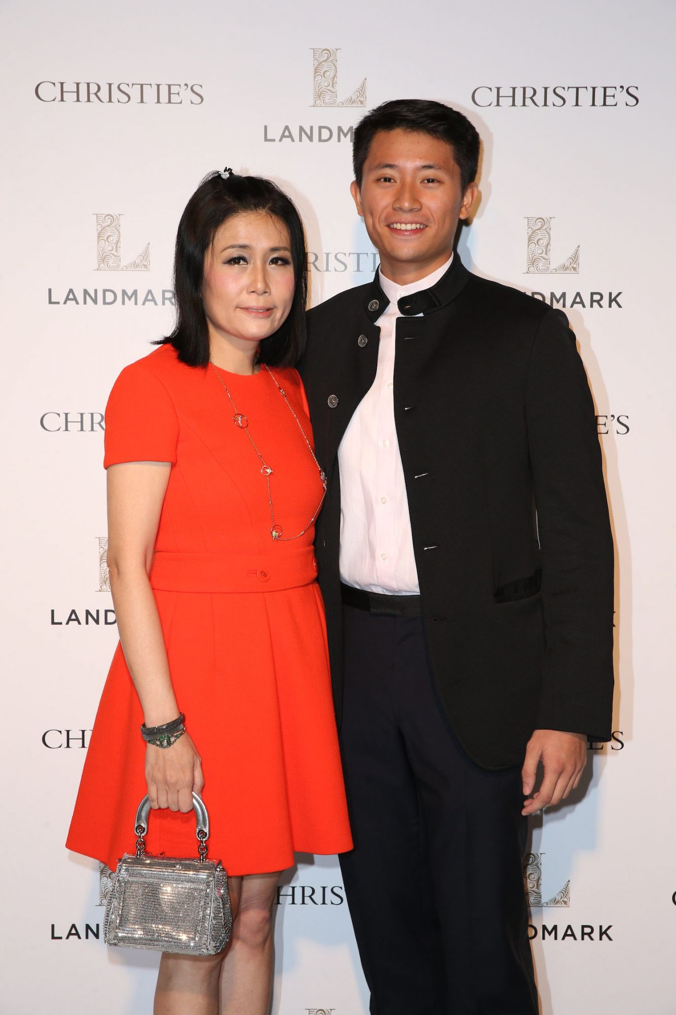 Denise Lo and Alastair Wong