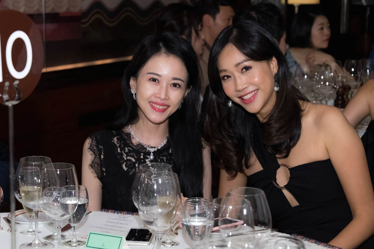 Jacqueline Chow and Angie Ting