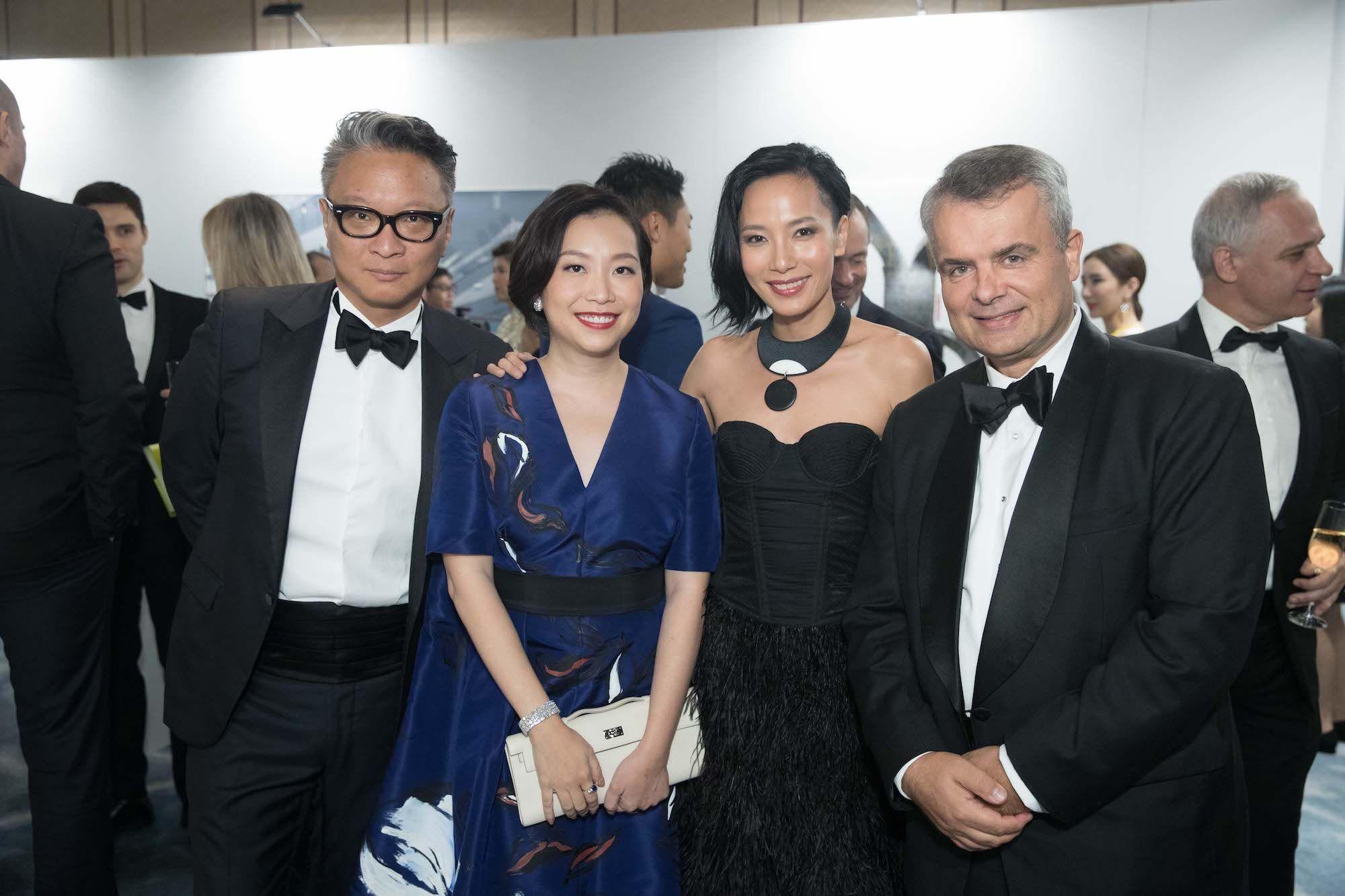 Benedict Ku, Yenn Wong, Jaime Ku, Julian Marland