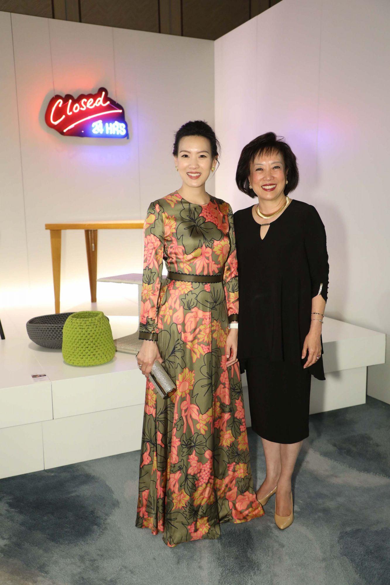 Joyce Tam, Rosanna Wong
