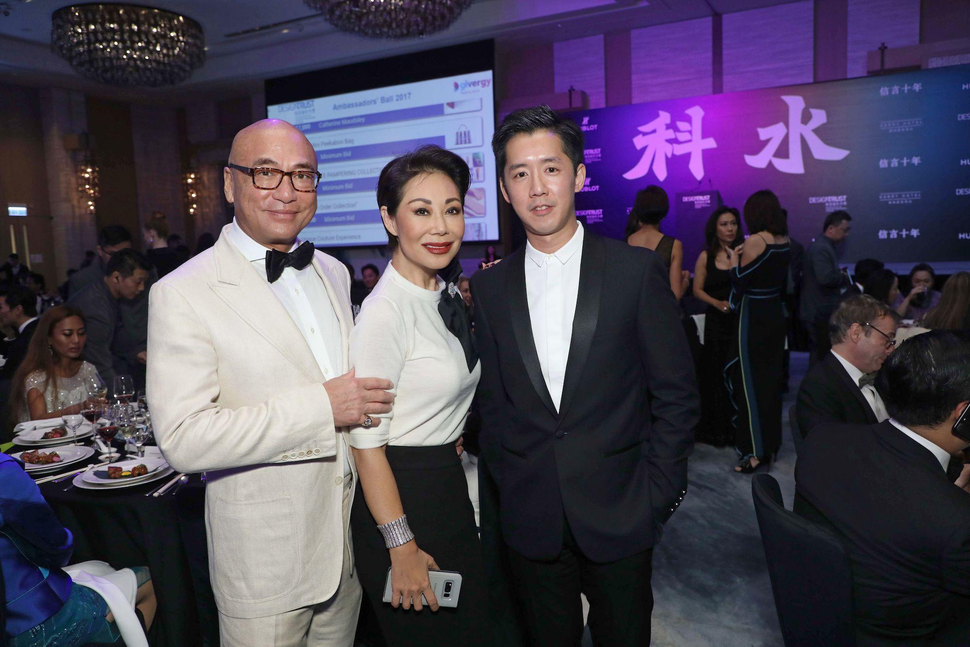David Au, Bonnae Gokson, André Fu
