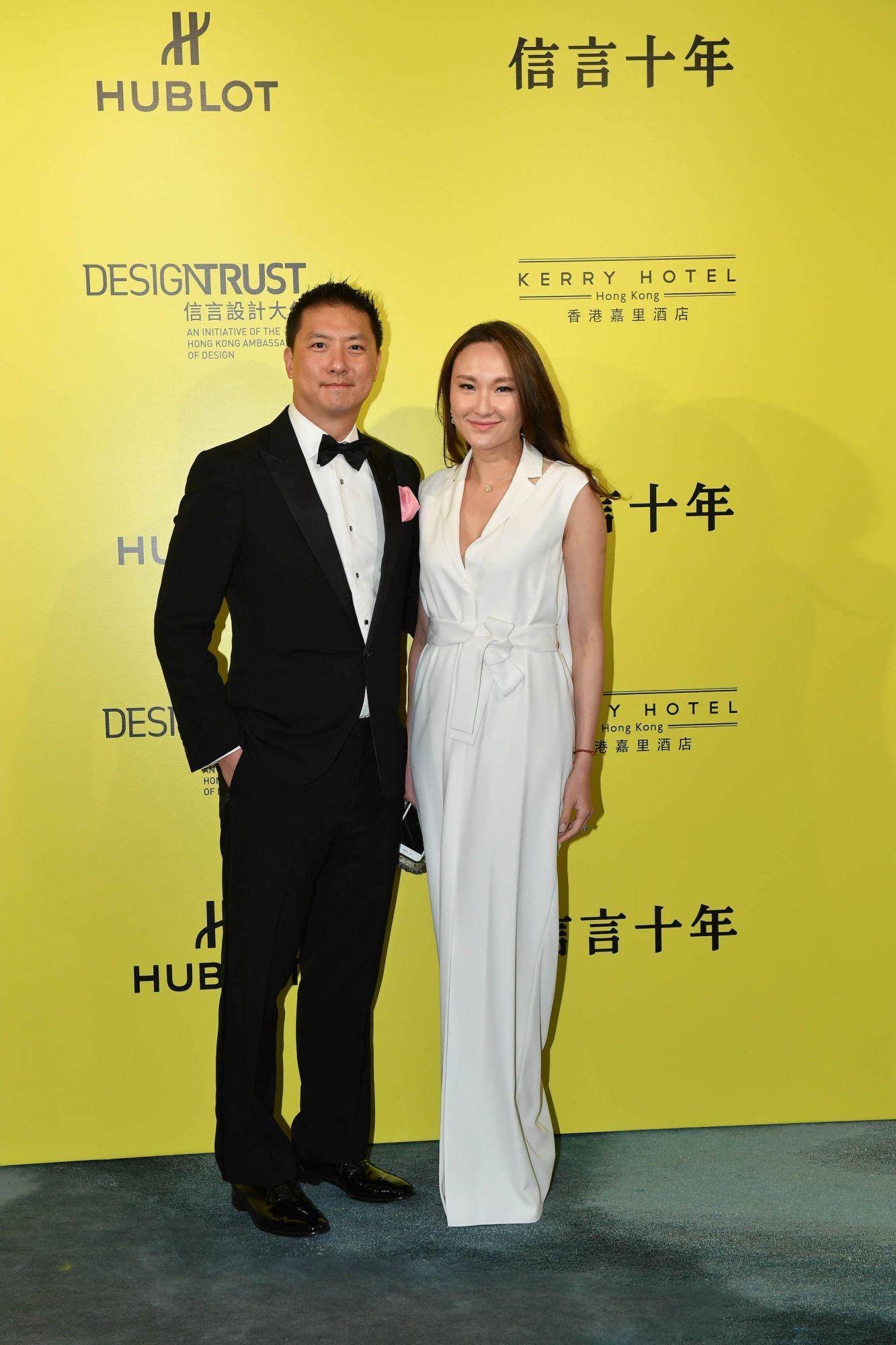Michael Tung, Samantha Shek