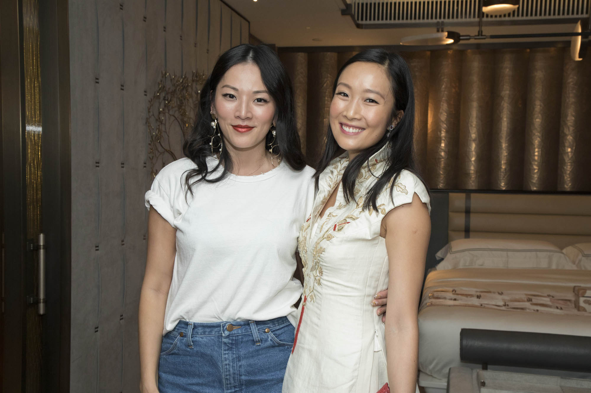 Tina Leung, Chelsea Chau-Kuok