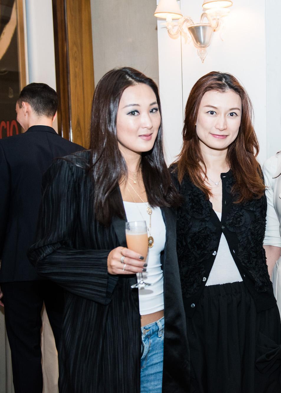 Antonia Li, Colleen Fung