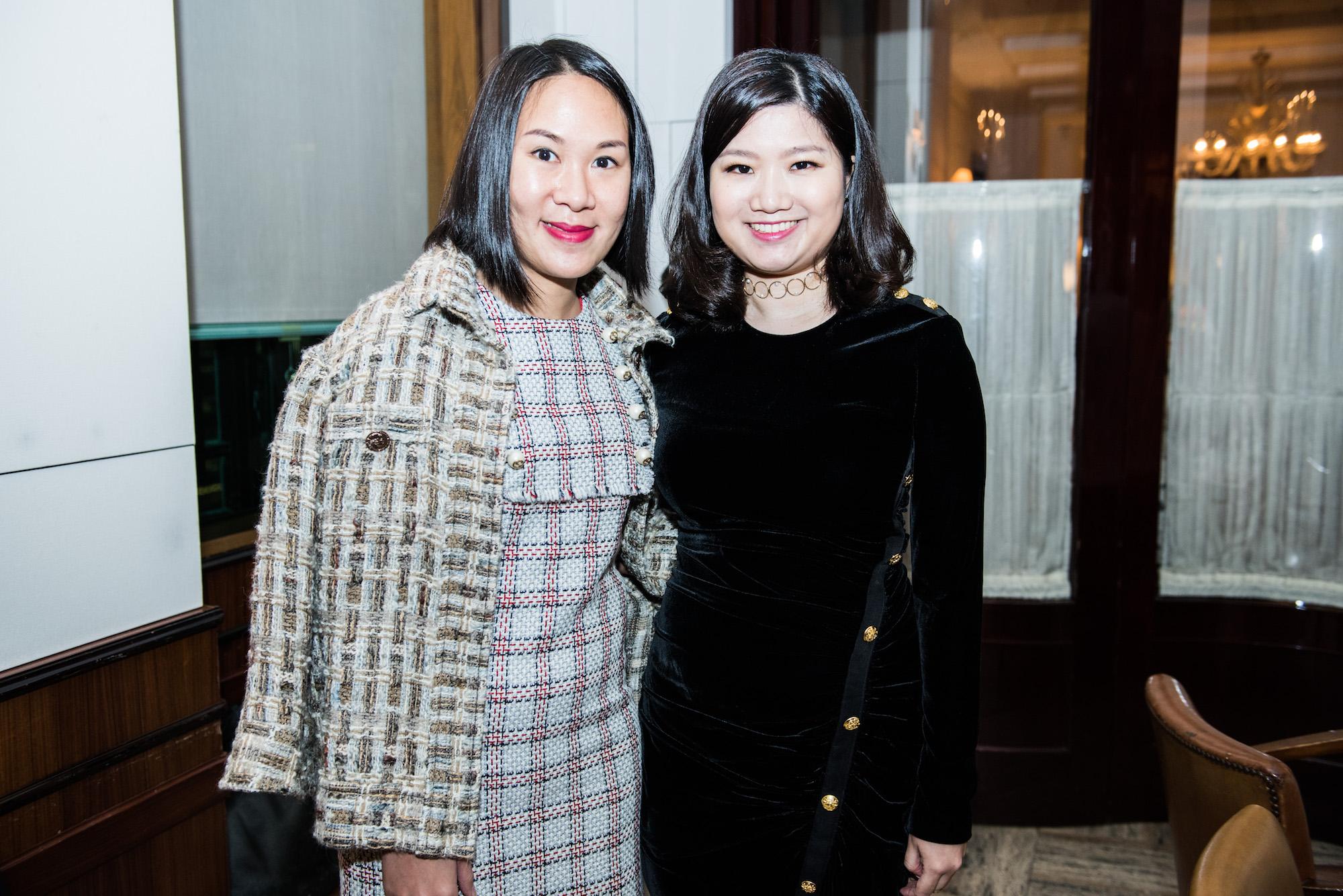 Charmaine Ho, Carmen Choi