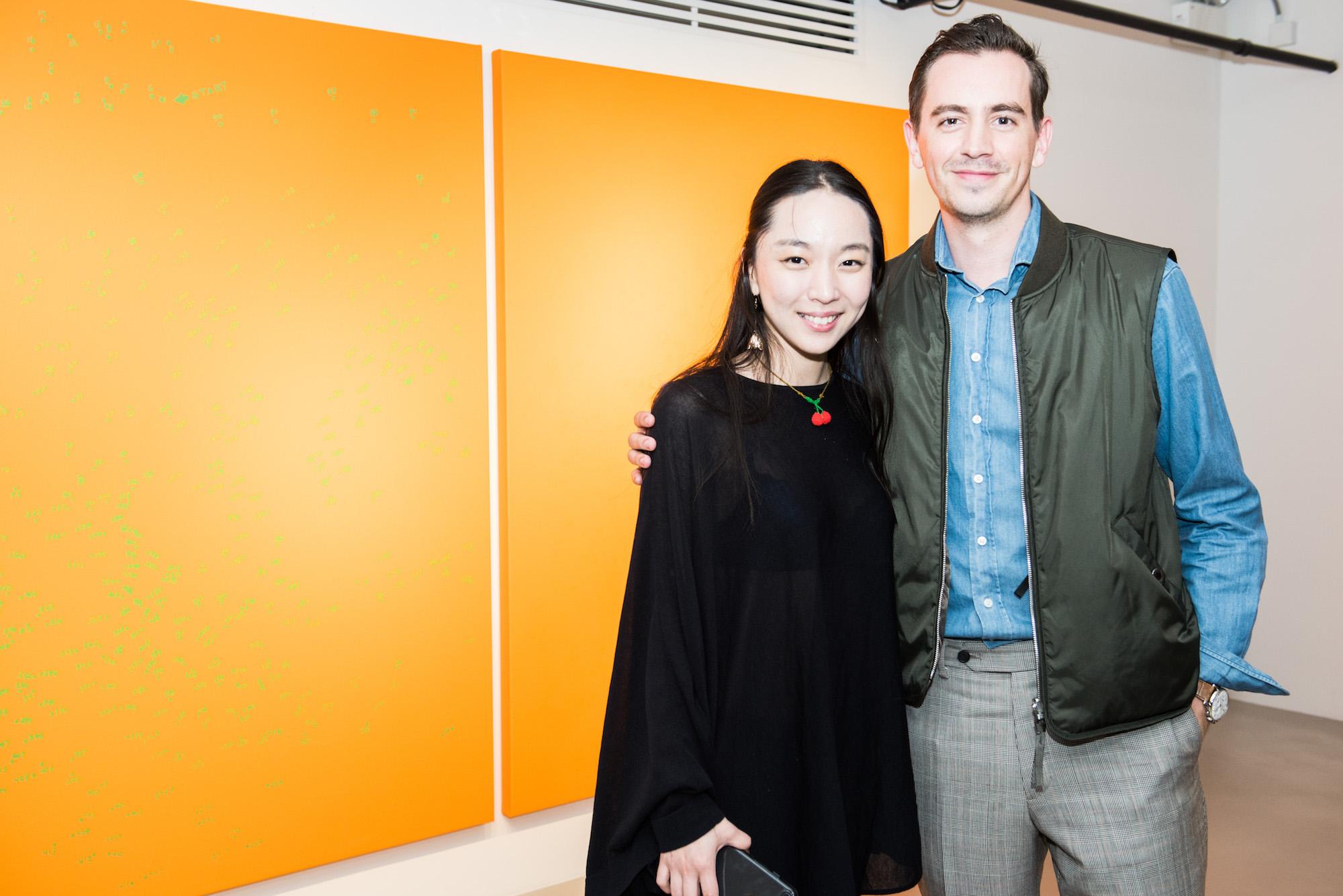 Juliana Choi, Christopher Owen