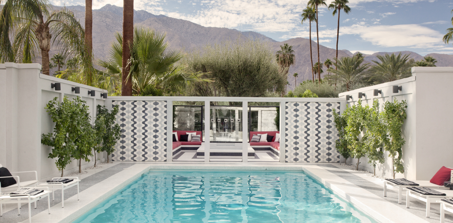 The Lawrence Villa Palm Springs