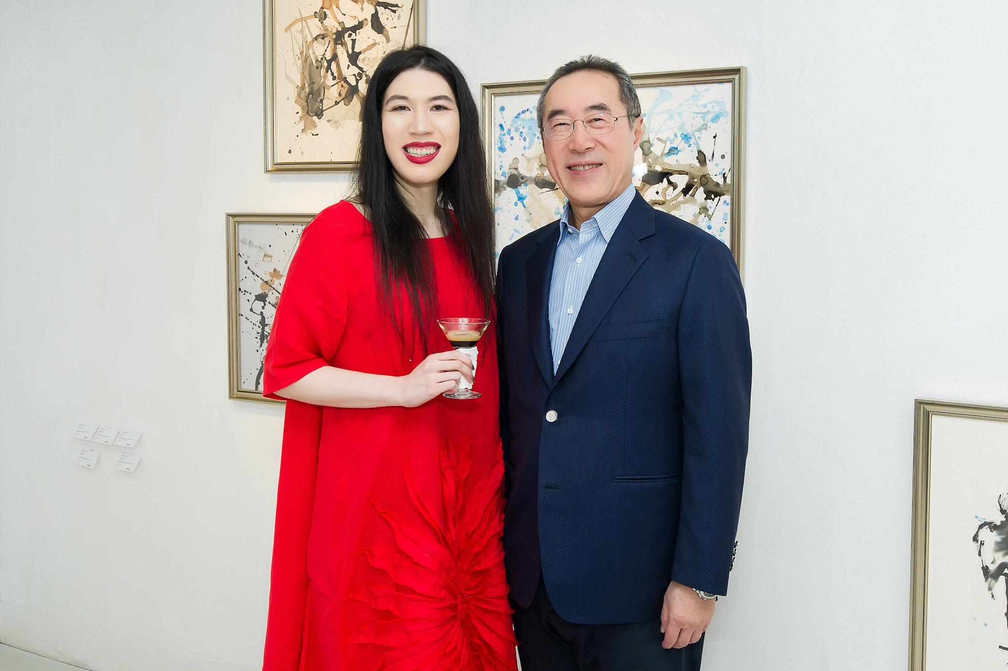 Chloe Ho, Henry Tang