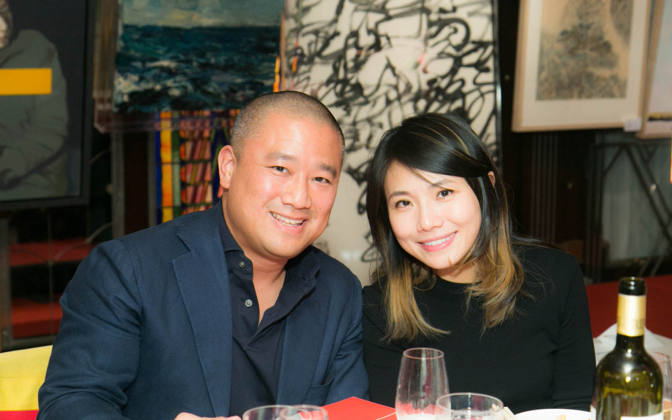 Benjamin Cha, Mimi Chun