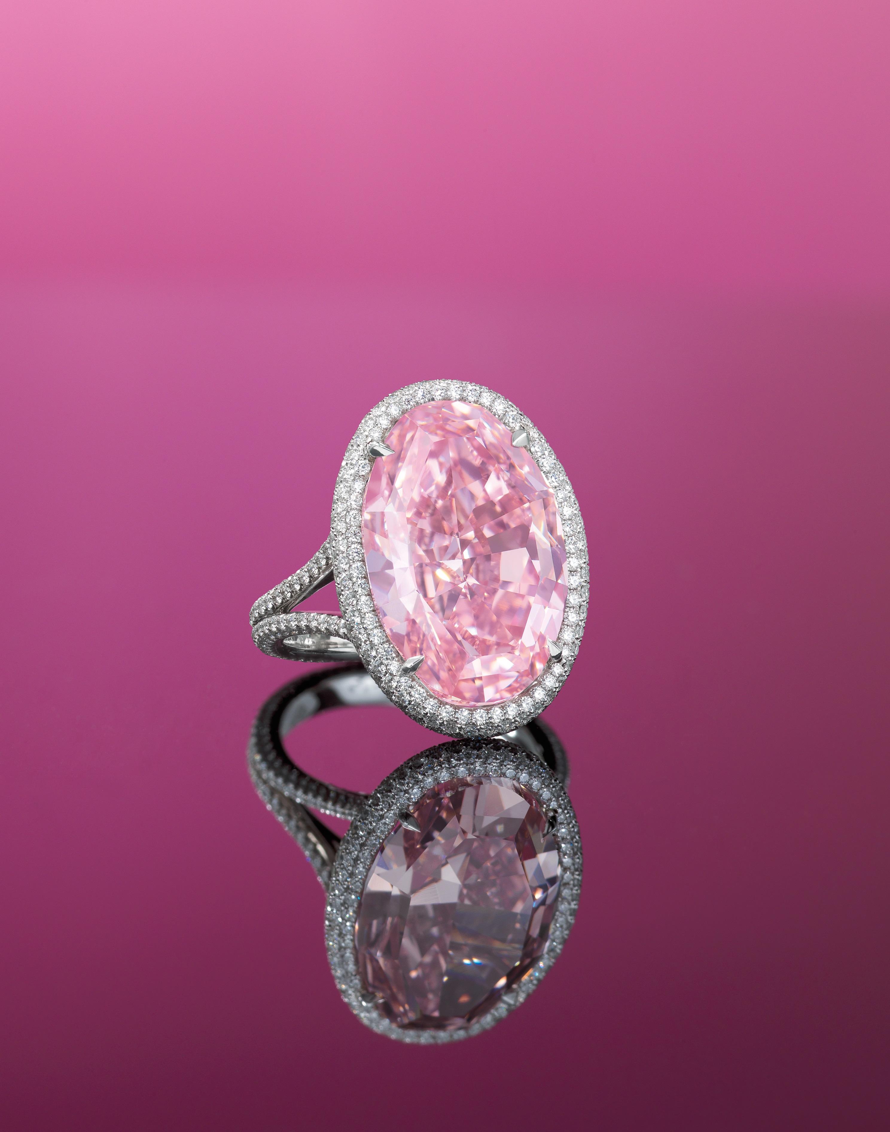 Magnificent Peony Pink Diamond - CEO News