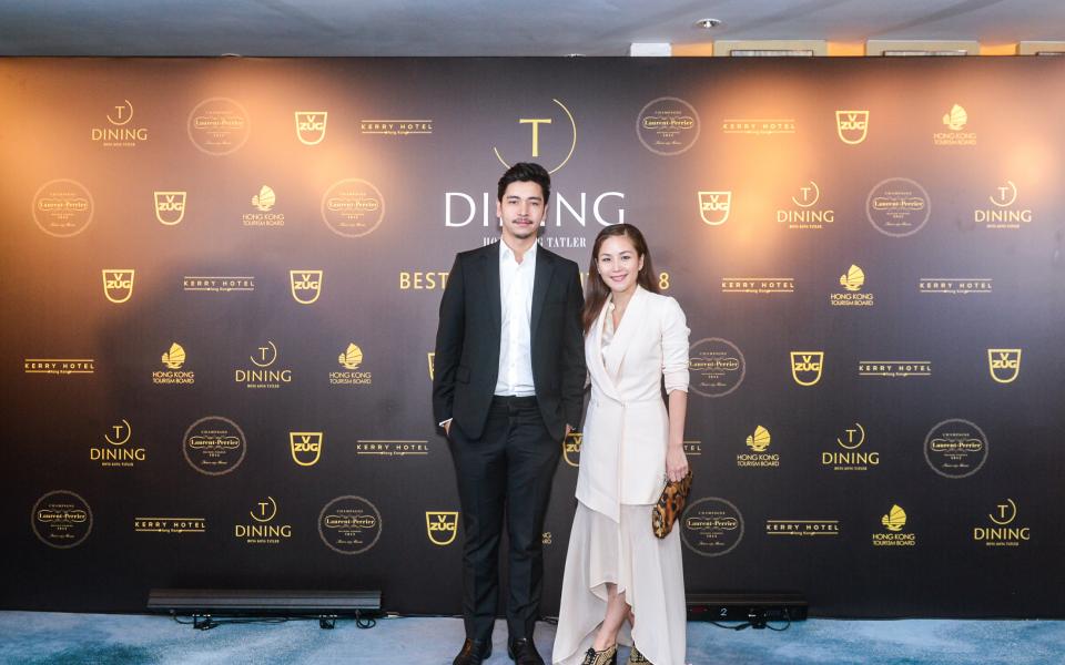 Robert Ho and Vicky Lau