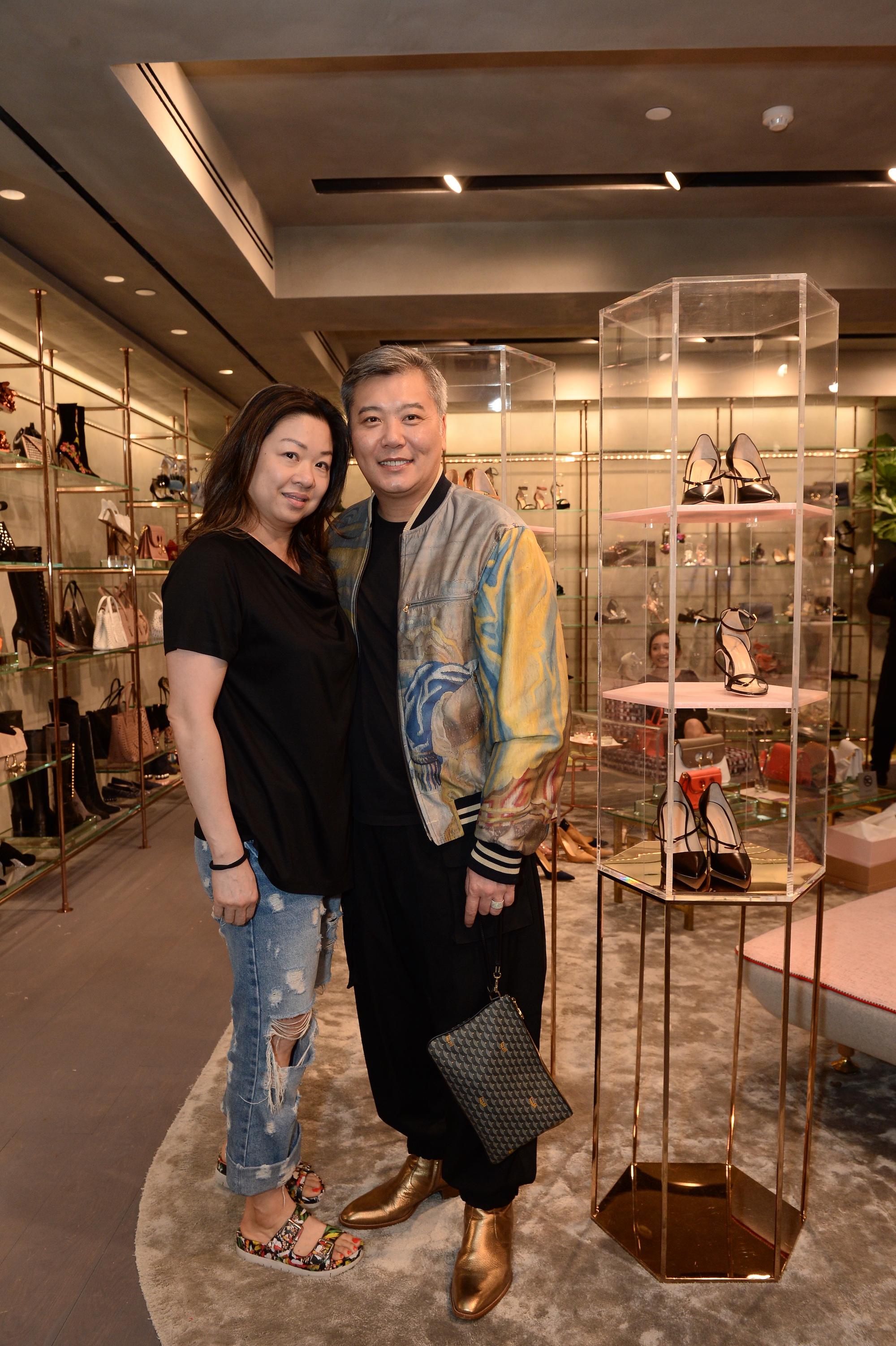 Candice Suen Sieber, Peter Cheung